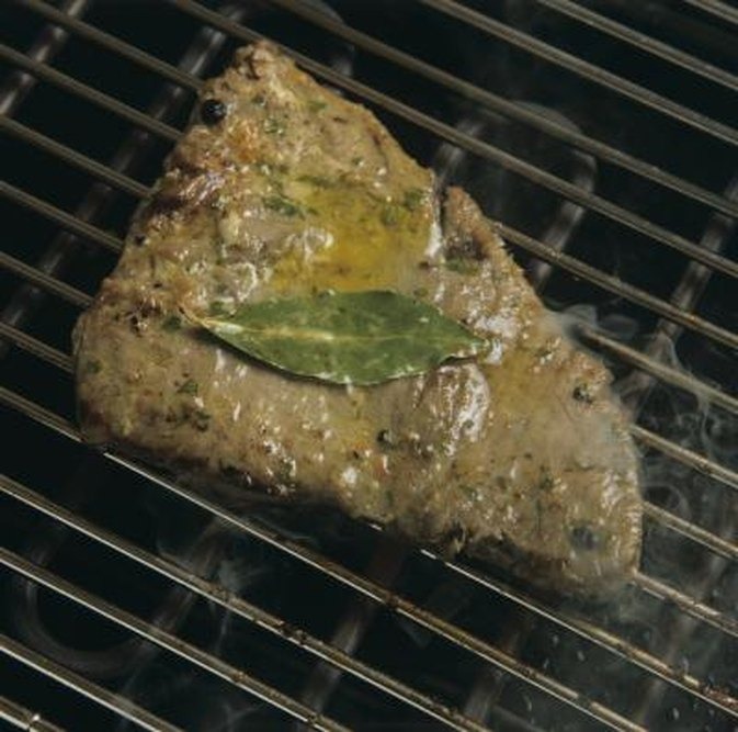 How to Cook One-Inch Tuna Steaks