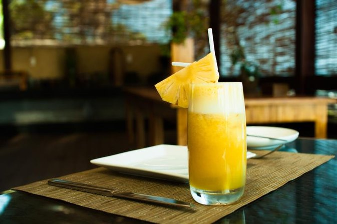 Medical Properties of Pineapple Juice