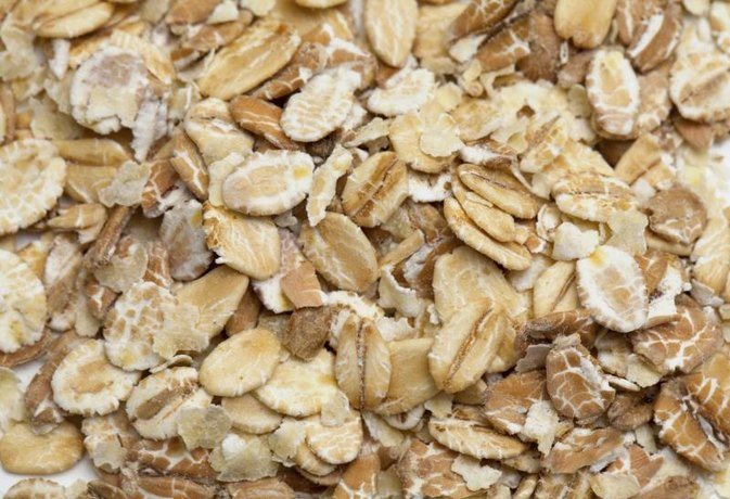 Rolled Oats And Old Fashioned Oats