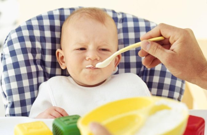 Baby Food Allergy & Puffy Eyelids