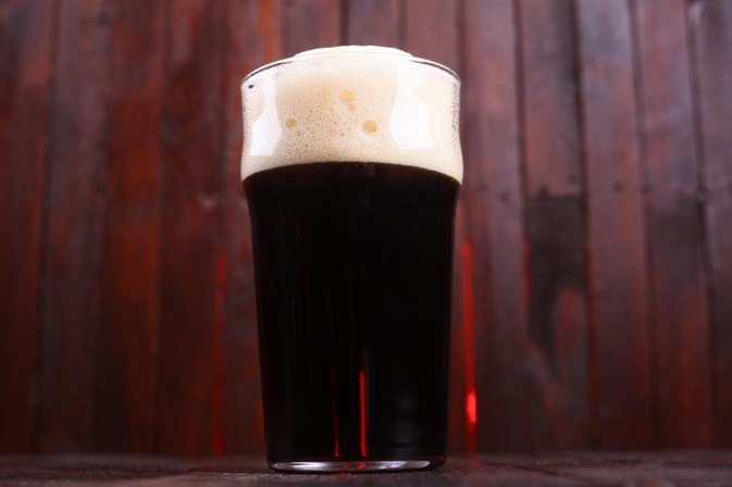 Calories and Alcohol Content of Stout Beer