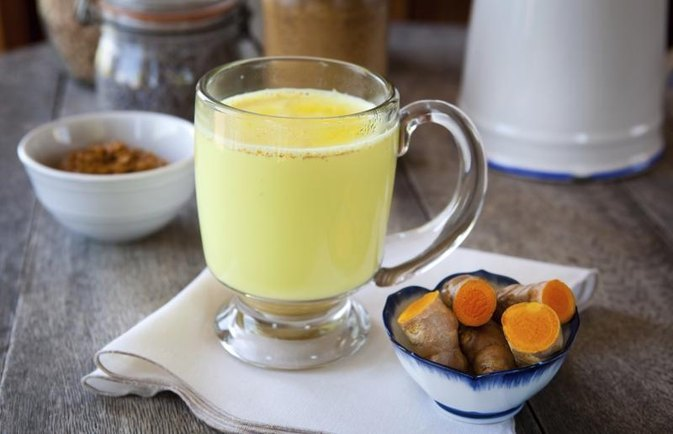 How to Eat Turmeric Root