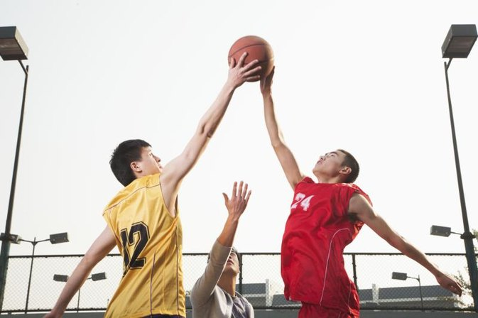What Is the Offensive Pushing Foul in Basketball?