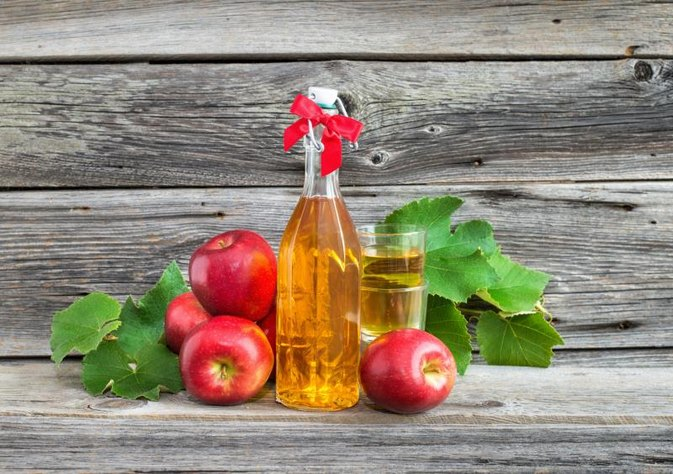 Apple Cider Vinegar & Gas
