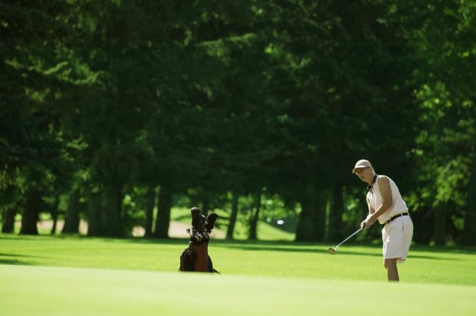 How To Play Golf After Knee Replacement Surgery
