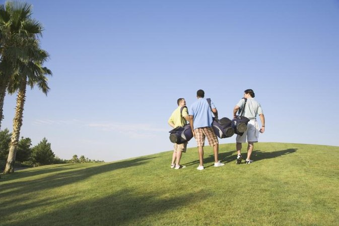 Fun Games to Play in a Scramble Golf Tournament