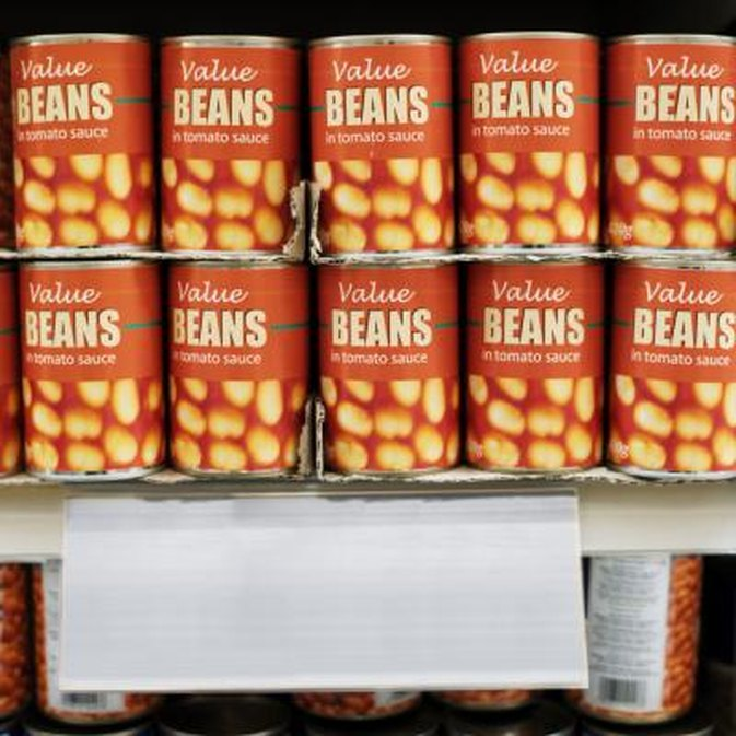 How to Fry Canned Beans
