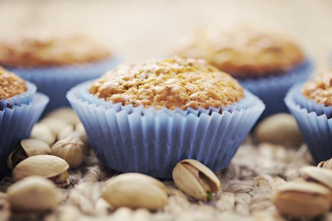 How Many Calories are in Pistachio Muffins?