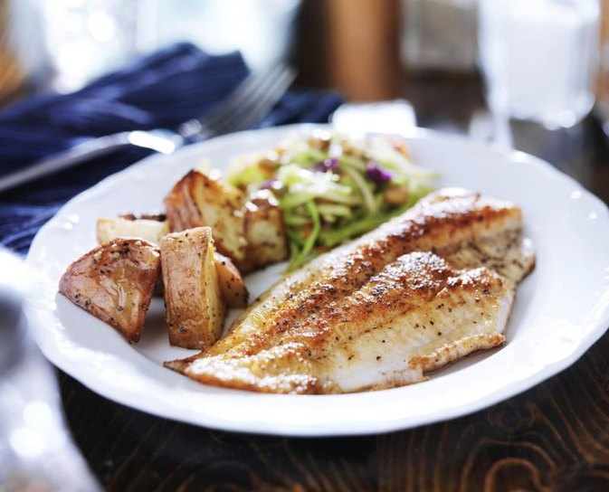 Is tilapia fish healthy livestrong com for Is fried fish healthy