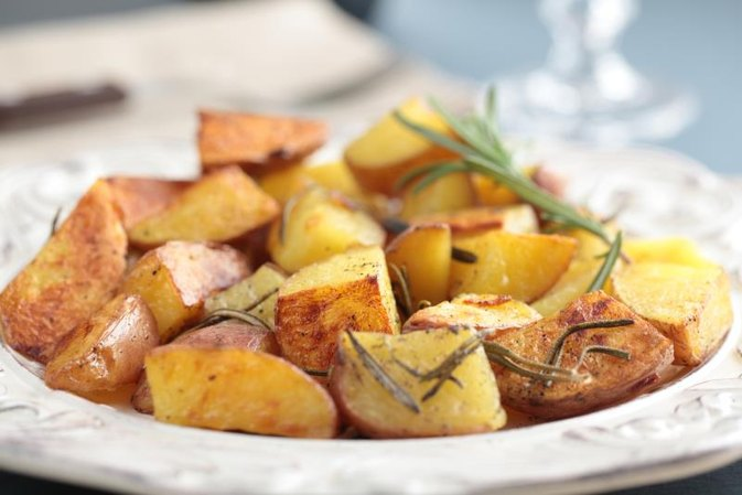 The Protein, Fats and Carbohydrates in Potatoes