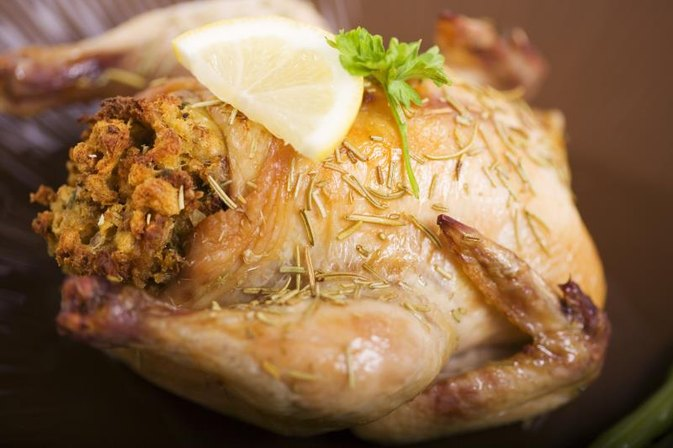 How to Bake Cornish Hens in the Oven
