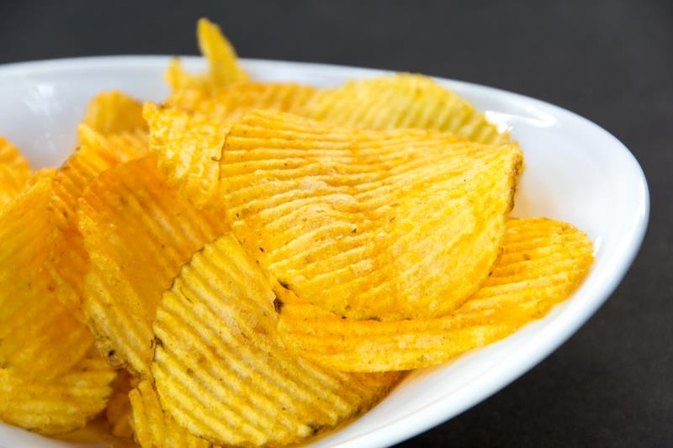 Potato Chips Nutrition