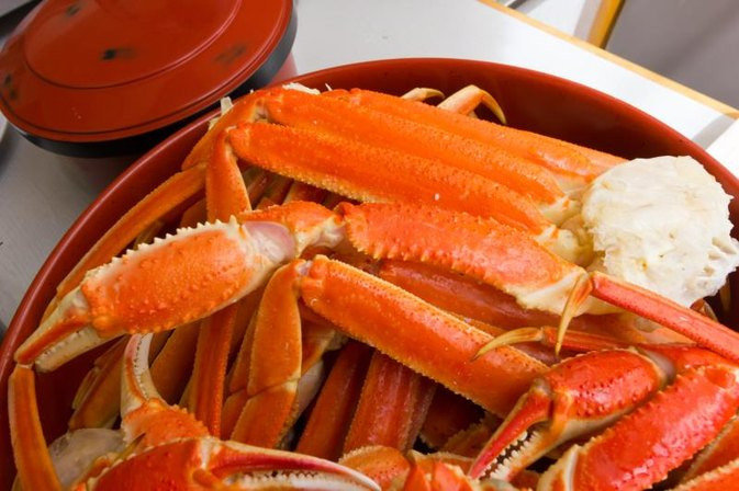 Crab Legs and Cholesterol