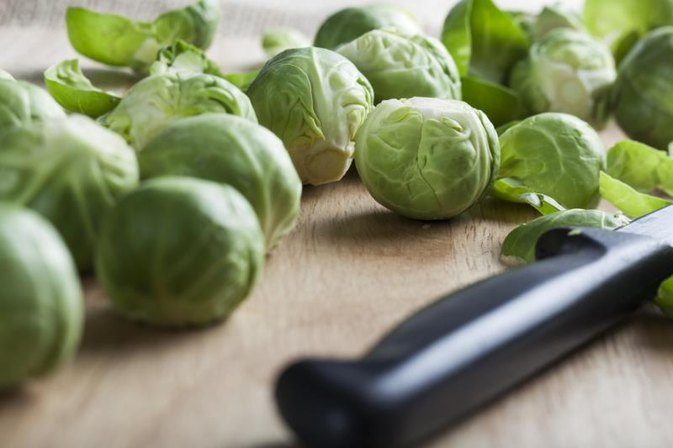 How to Cook Brussels Sprouts in a Slow Cooker