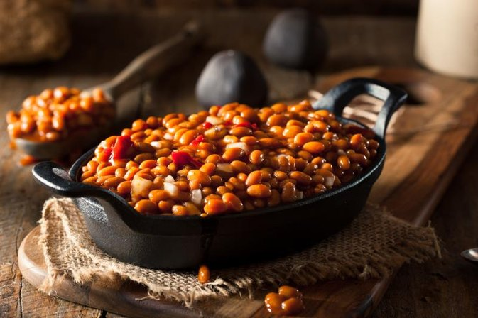 Bush's Baked Beans Nutrition