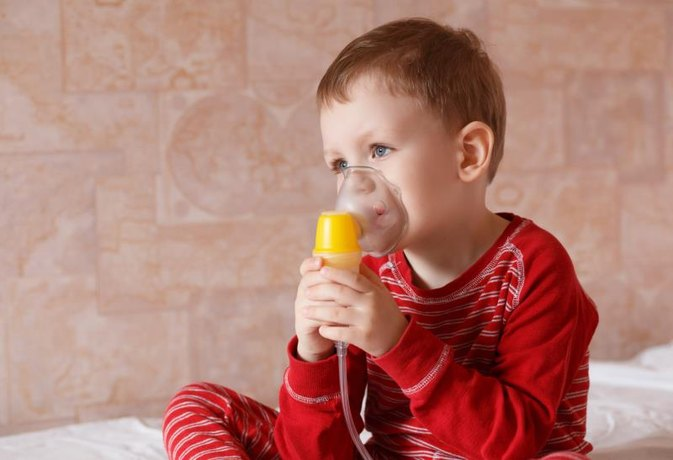 Home Treatments for Breathing Problems in Toddlers