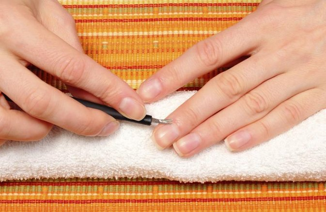 How to Stop Biting Your Cuticles