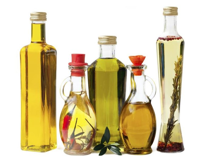 Grape Seed Oil Vs. Canola Oil