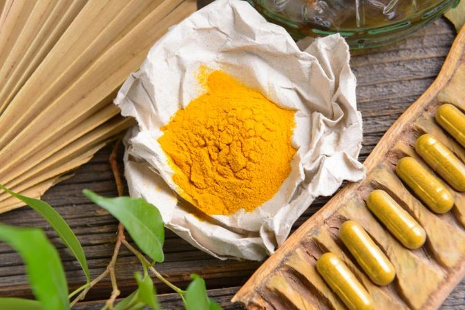 Turmeric Supplements and Fibroids
