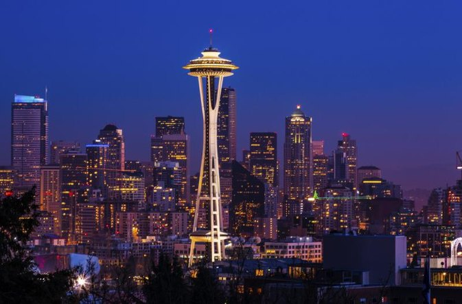 Things to Do in Seattle, Washington at Night