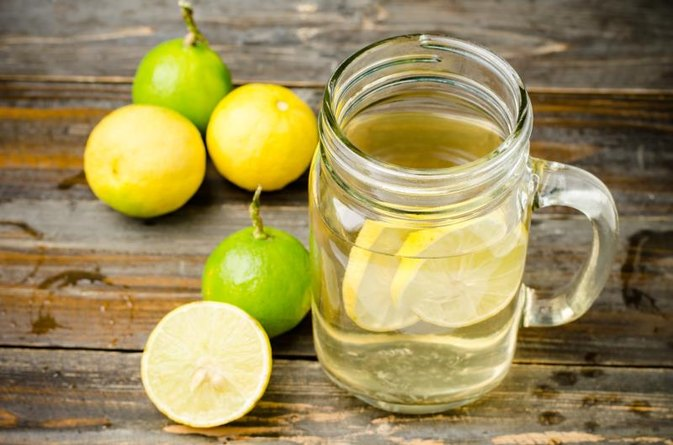 Image result for hot lemon juice
