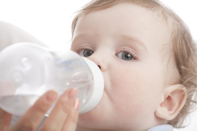 About Alkaline Water for a Baby