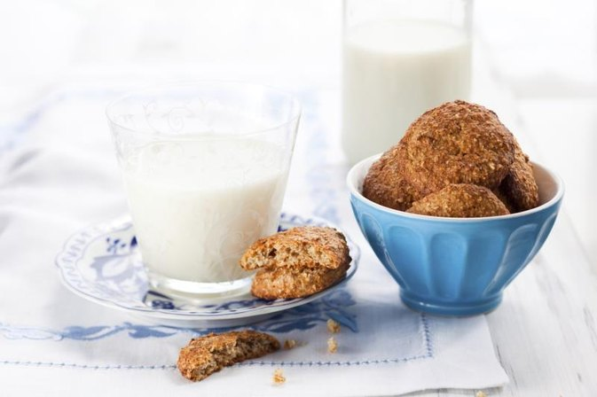 High Fiber Breakfast Cookie