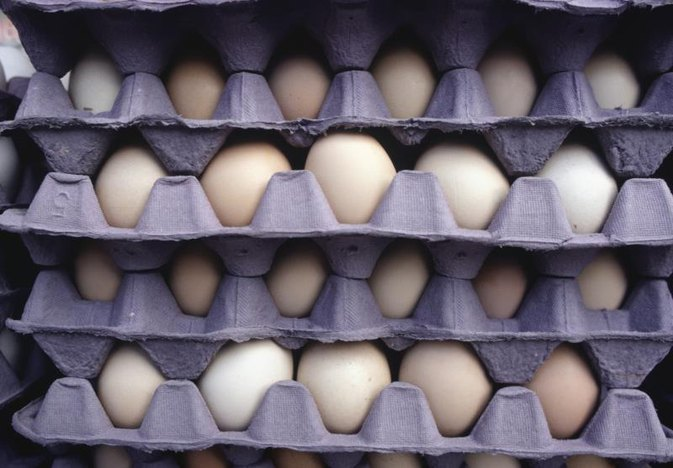 Amount of Lecithin in Eggs