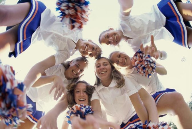 Basic Step-by-Step for Cheerleading Routines