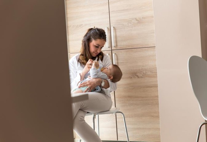 Does a Nursing Mother's Fiber Intake Affect Her Baby?