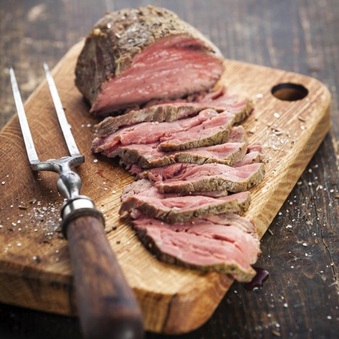 How to Oven Roast Beef With Soup & Dry Onion Mix
