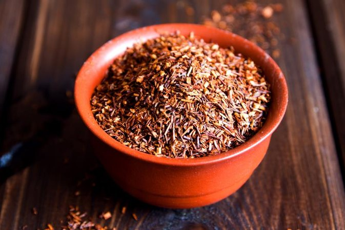 Rooibos Tea for Blood Pressure