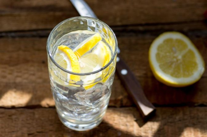 Ice Water With Lemon for Losing Weight