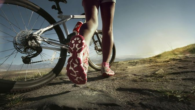 Bicyclists & Foot Cramps