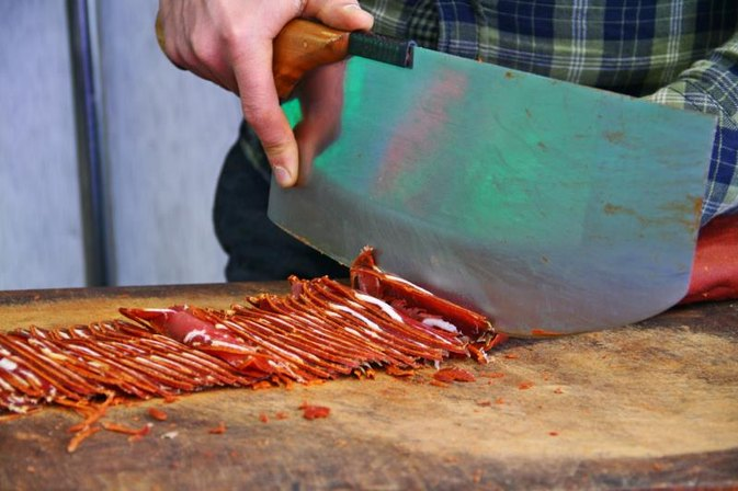 How to Cook Hot Pastrami
