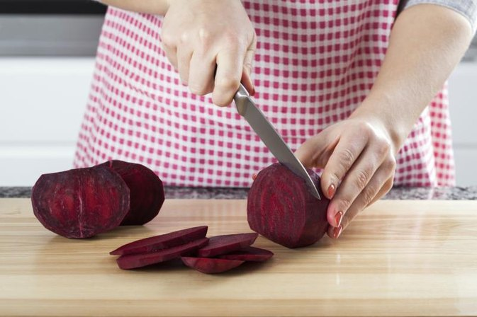 How to Cut Beets