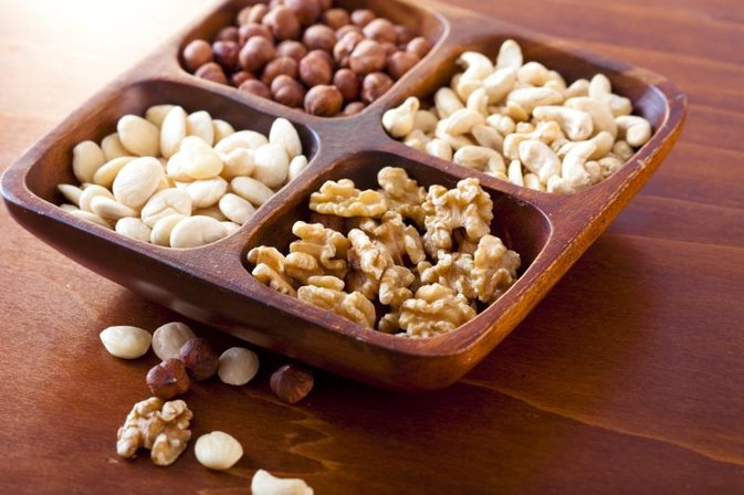 Nuts That Are Rich in Uric Acid