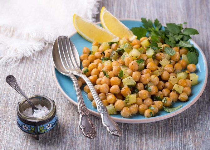 Garbanzo Beans on the Glycemic Index