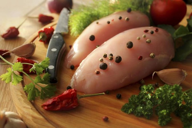 How to Poach Frozen Chicken Breasts