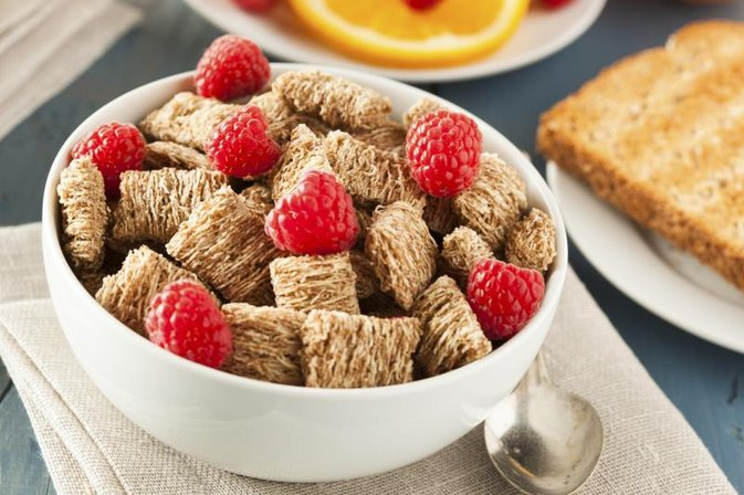 Bodybuilding and Shredded Wheat Cereal