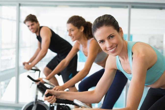 Johnny G Indoor Cycling Certification