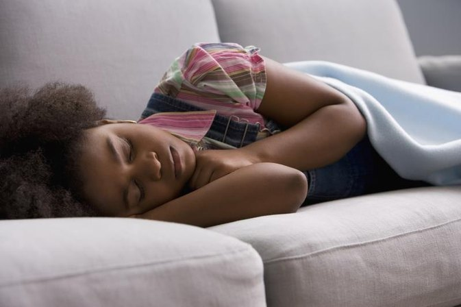 Can Iron Deficiency Cause Sleeping Problems in Children?