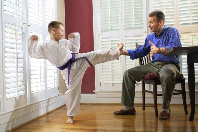 Karate Vs. Taekwondo for Kids | LIVESTRONG.COM