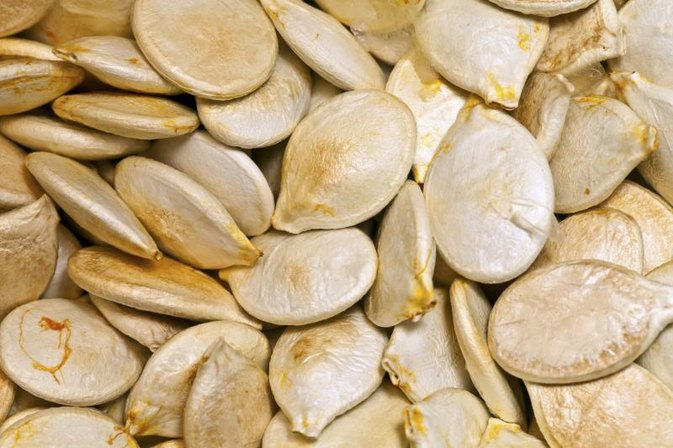 Calories in Pumpkin Seeds With the Shell
