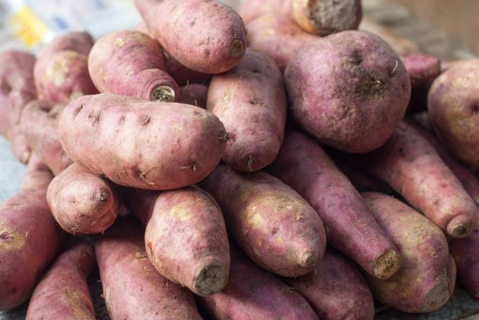 What Vitamins Are in Yams?