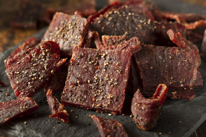 Health Facts on Beef Jerky