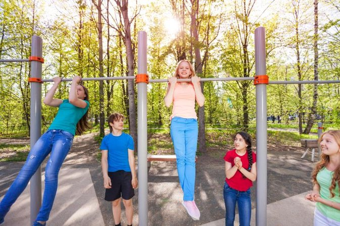 List of Strength Exercises for Kids