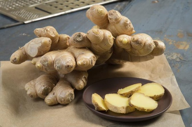 Is Raw Ginger Acidic or Alkaline?