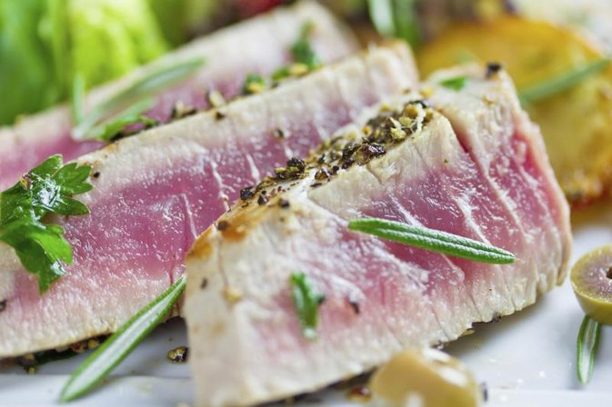 Tuna Steaks Nutrition