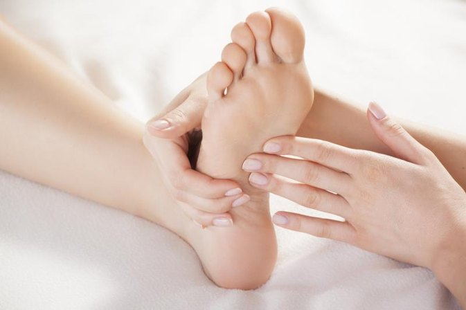 Dry, Cracked Heels & Vitamin B-3 Deficiency